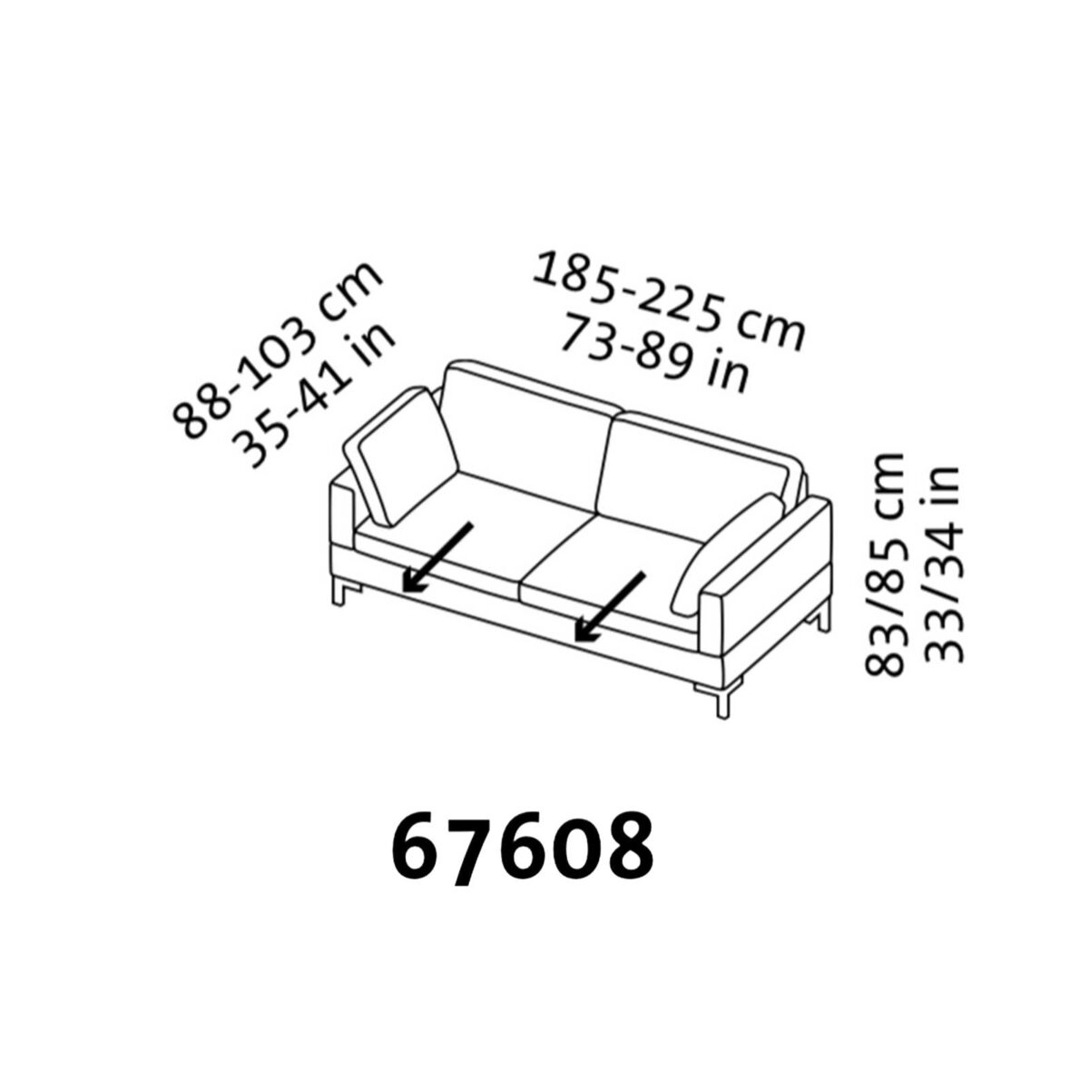 alba 67608