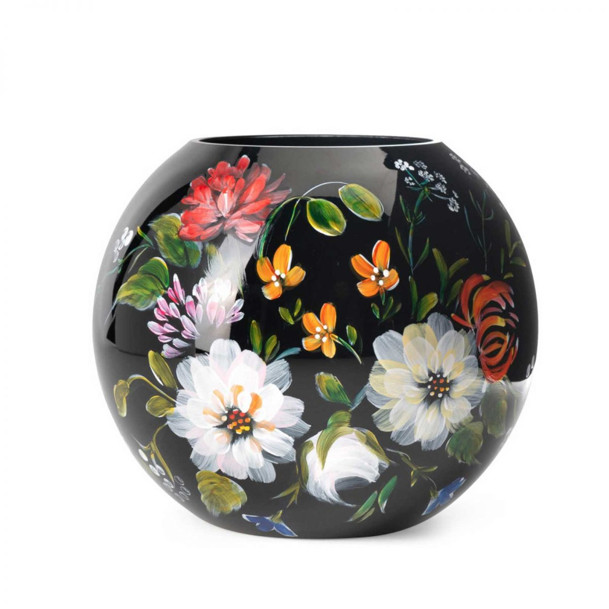 fidrio-schwarze-vase-royal-flowers-d40-cm